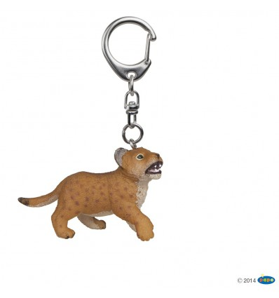 Key rings Lion cub