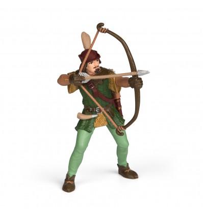 Robin des bois debout