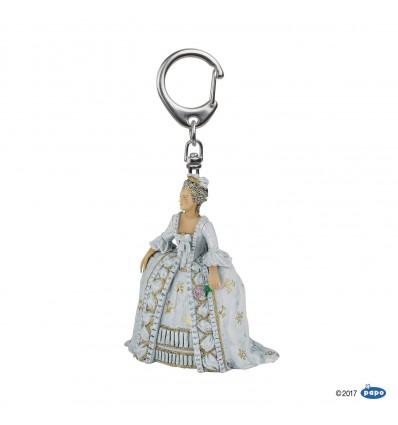 Porte-clés Marie-Antoinette