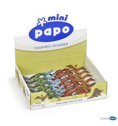 Boîte assortiment Mini dinosaures (36 pcs)