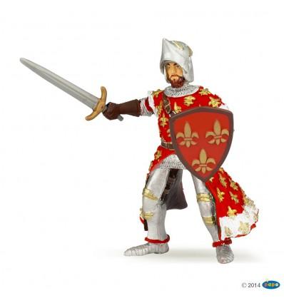 Prinz Philip, rot
