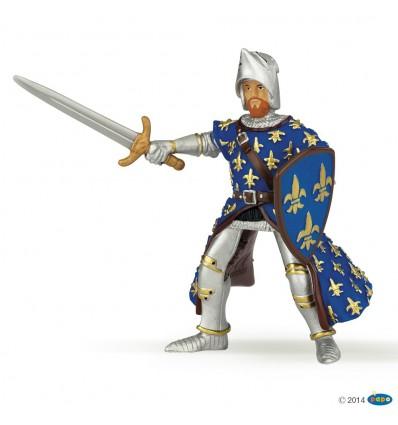 Prinz Philip, blau