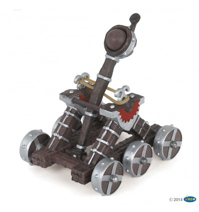 Red catapult