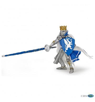 Drachenkönig, blau