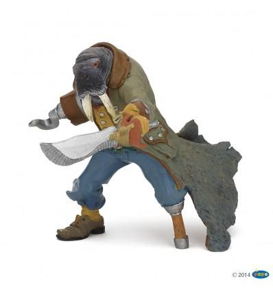 Walrus mutant pirate