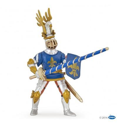 Ritter Lilie, blau