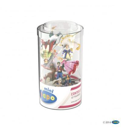 Mini PLUS Enchanted world (Tube, 12 pcs)