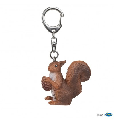 Key rings Squirrel