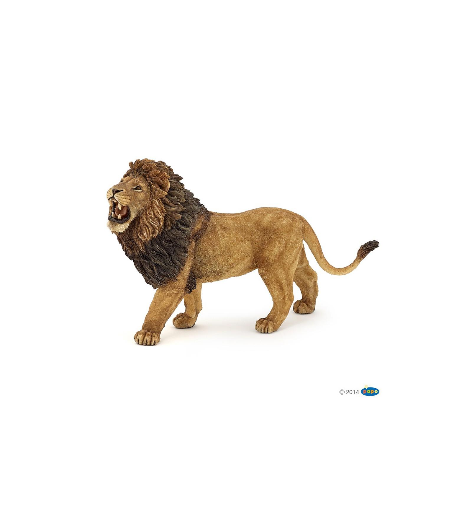 roaring lion papo