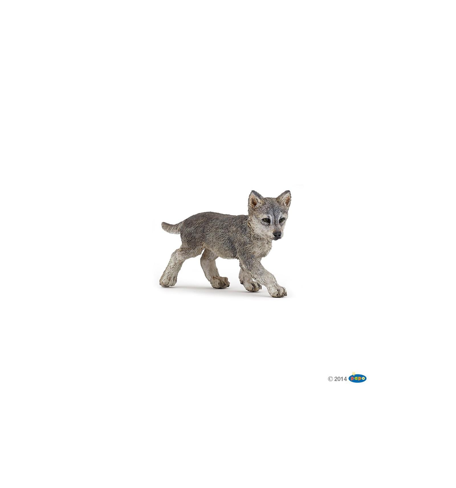 Wolf cub - Papo