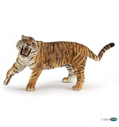 Brüllender Tiger
