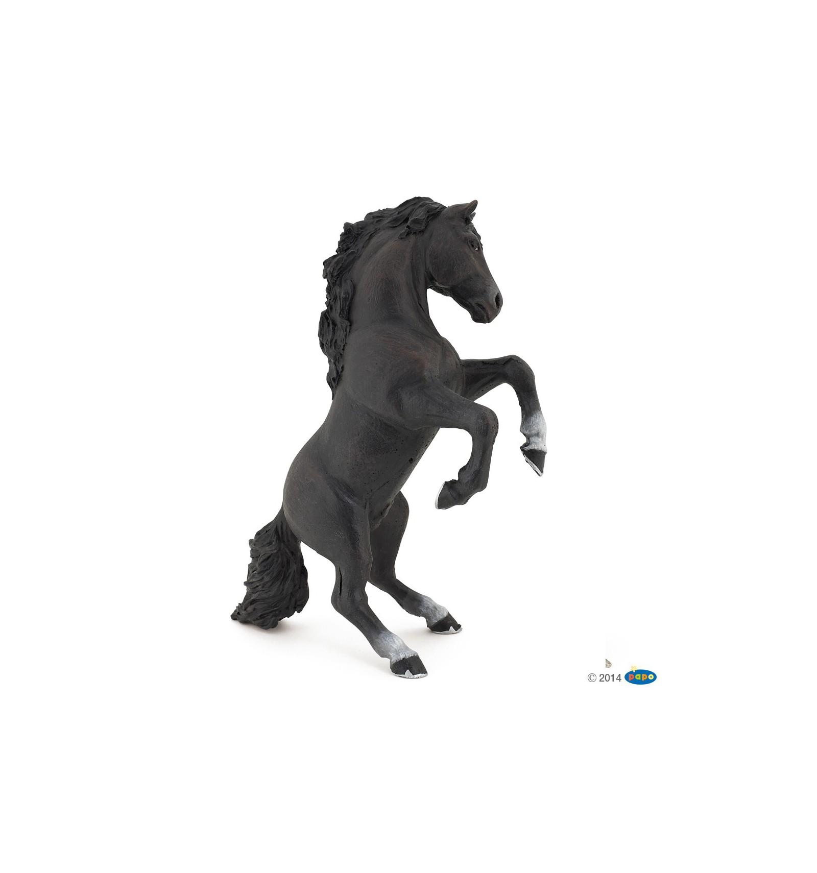 Inspirant dessin a imprimer de cheval qui se cabre - Cheval a imprimer noir et blanc ...