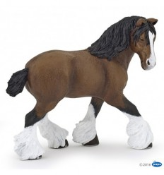 Model 51543 Horses Papo: Foals and Ponies Camargue Horse figure