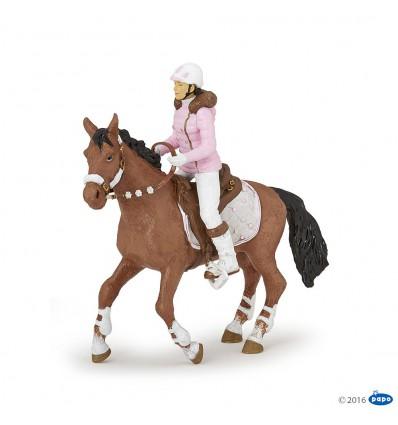 Pferd von der Reiterin Fashion Winter