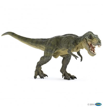 T-Rex courant vert