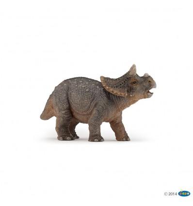 Jeune tricératops
