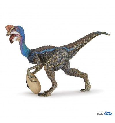Blue oviraptor