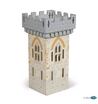 Set 1 Weapon master castle (1 large tower)
