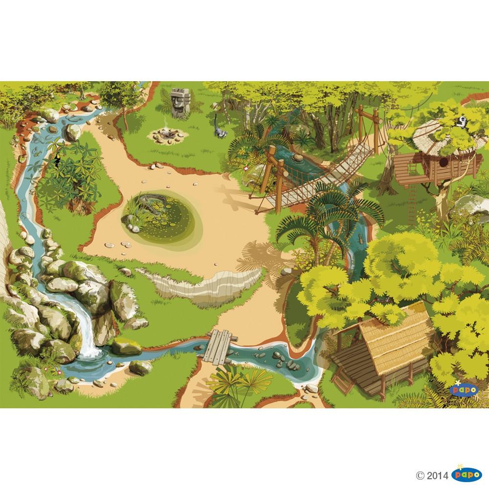 Jungle Playmat Papo