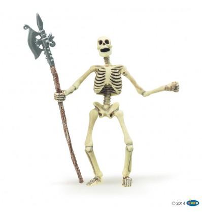 Squelette phosphorescent