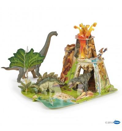 Das Land der Dinosaurier
