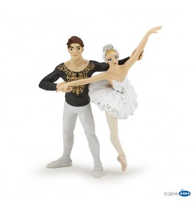Ballerina mit Tänzer