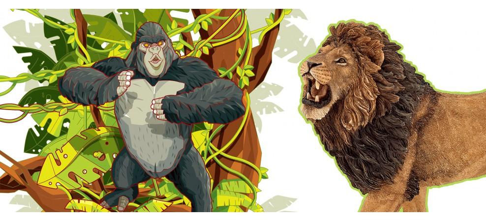 d2bd9c05ae88 Wild animal kingdom - Papo
