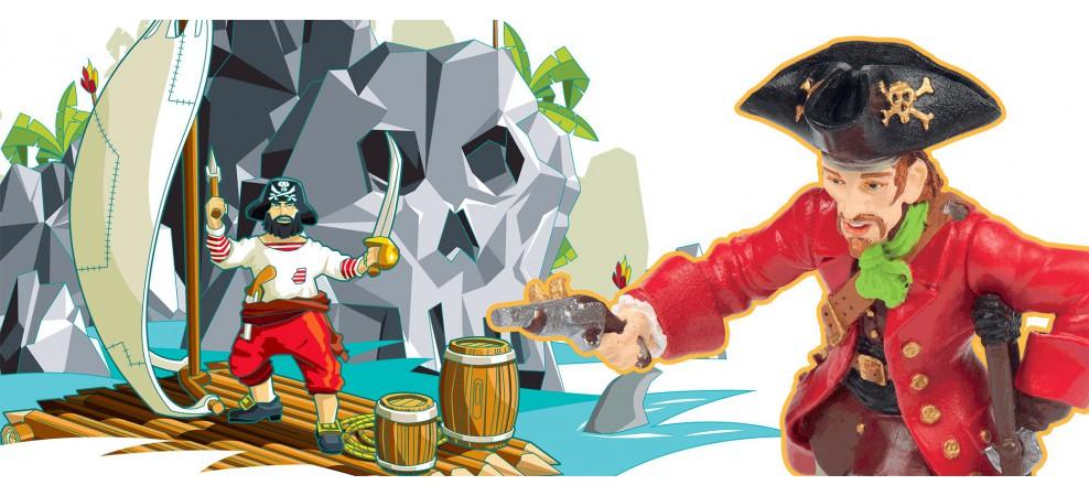 Les pirates et corsaires