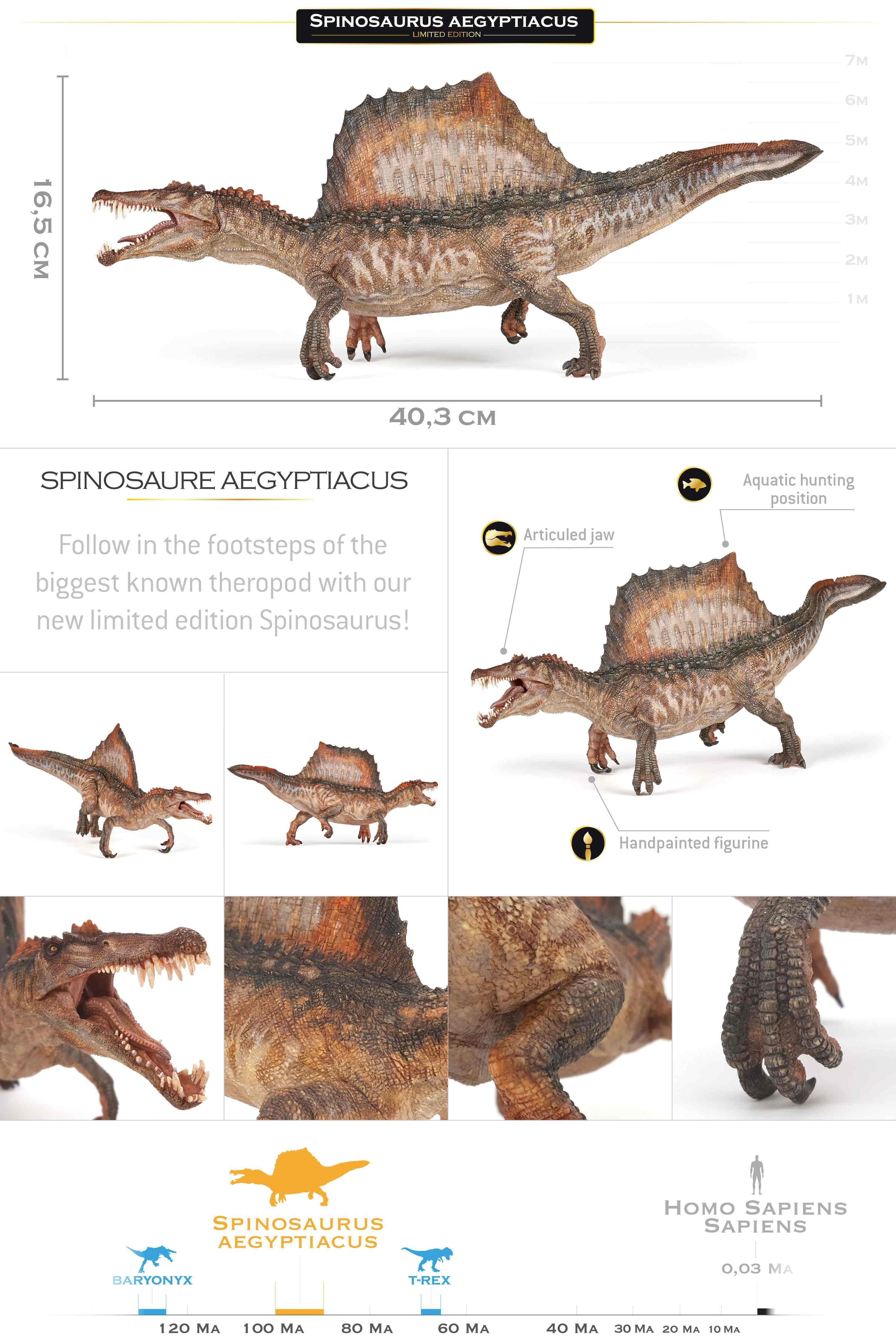 Spinosaurus Aegiptiacus