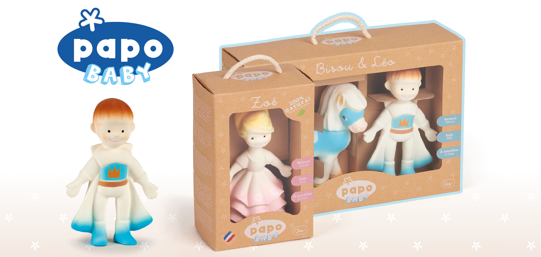 Discover Papo Baby early years collection